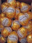 mini galaxy caramel eggs