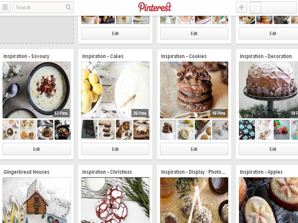 Pinterest Inspiration Boards 2