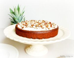 Hummingbird Cake 2 - The Pink Rose Bakery