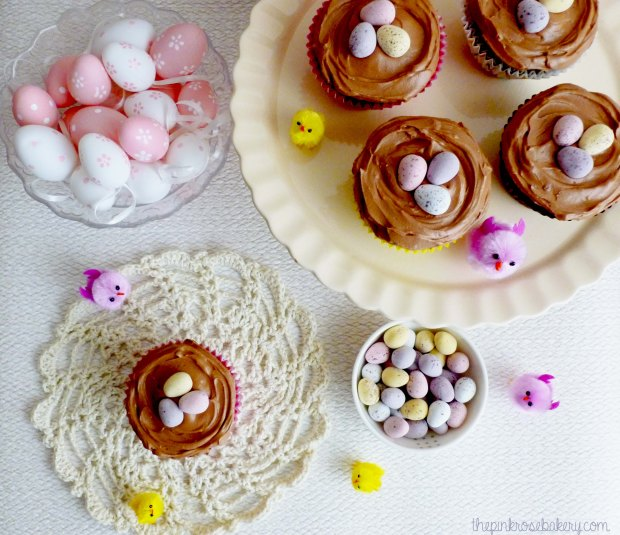 Easter Cupcakes 1 - The Pink Rose Bakery