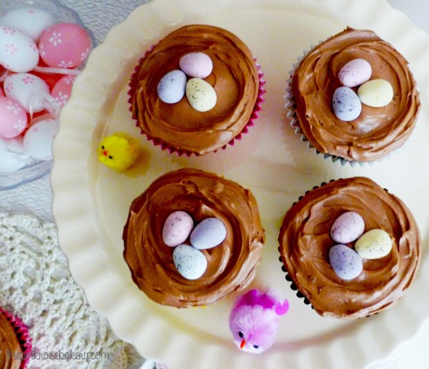 Easter Cupcakes 3 - The Pink Rose Bakery