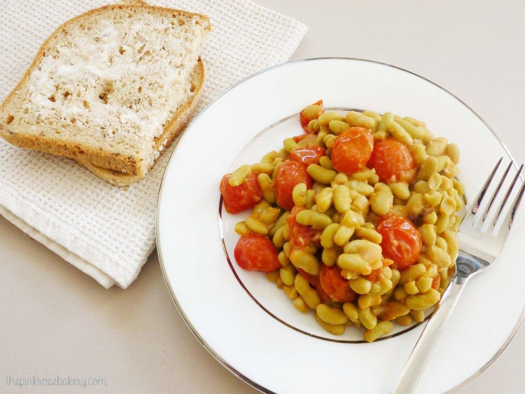 Flagolet Salad 1