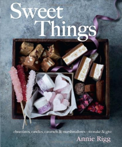 Sweet Things Cover 1