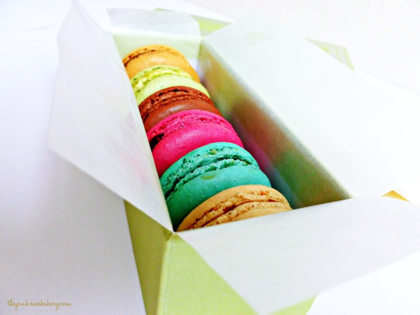 Laduree Macarons 2