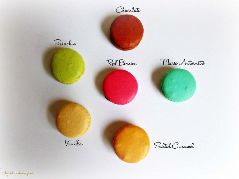 Laduree Macarons 3
