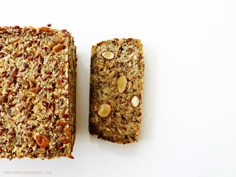 Seed & Nut Bread 1 - The Pink Rose Bakery