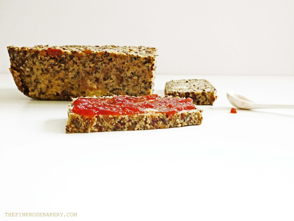 Seed & Nut Bread 2 - The Pink Rose Bakery