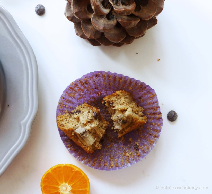 autumnal muffins 2 - the pink rose bakery