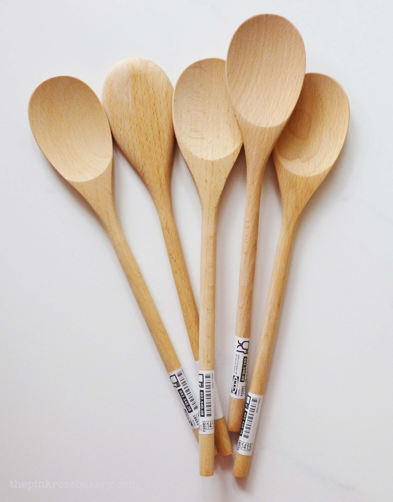 wooden spoons 1 - the pink rose bakery