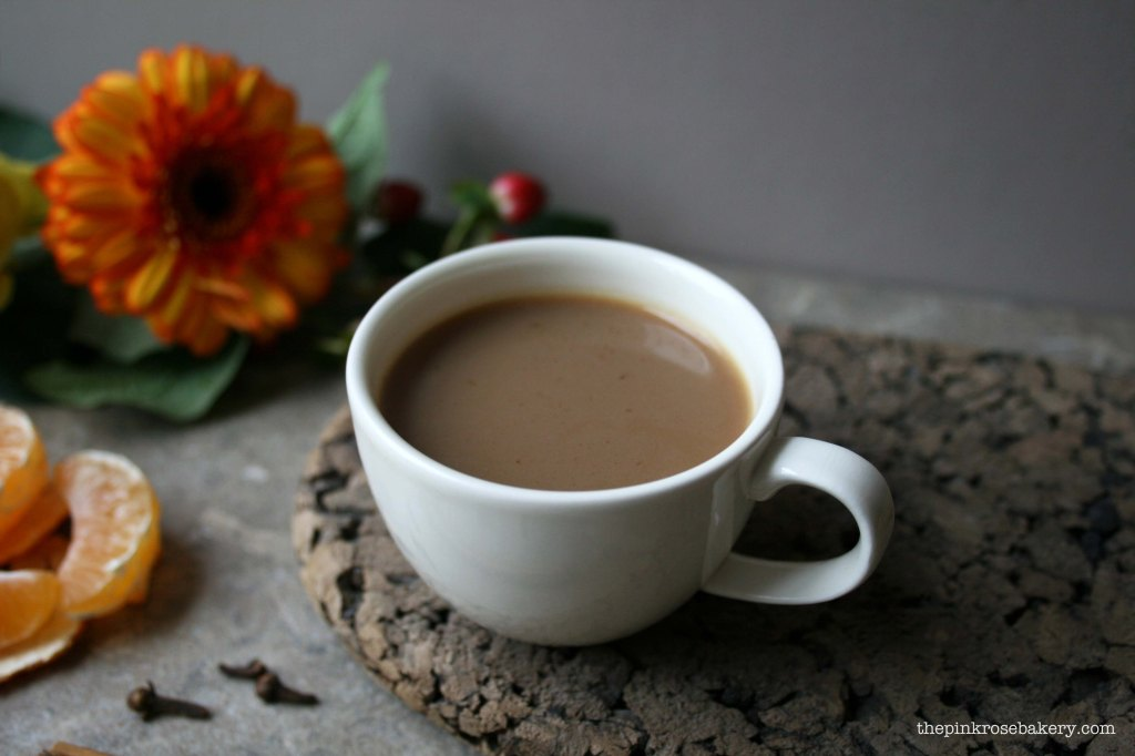 delicately spiced coffee 1 - the pink rose bakery