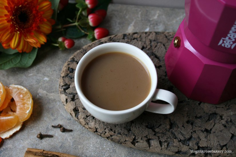 delicately spiced coffee 2 - the pink rose bakery