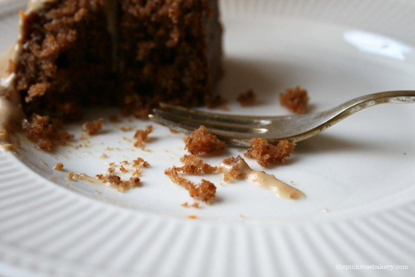 parsnip & pecan cake 3 - the pink rose bakery