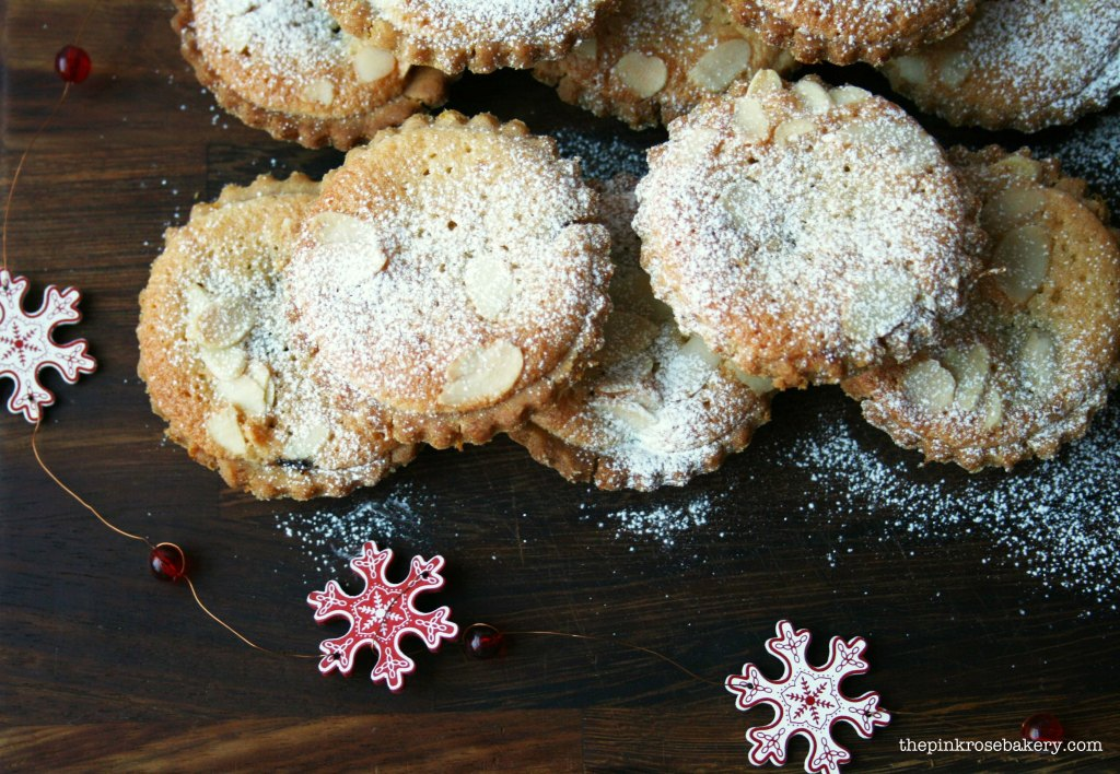 frangipane mince pies 3 - the pink rose bakery