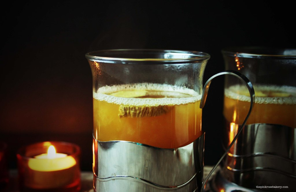 Rum Hot Toddy 2 | The Pink Rose Bakery