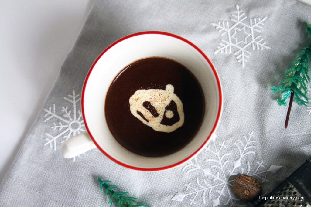 Simple Hot Chocolate 3 | The Pink Rose Bakery