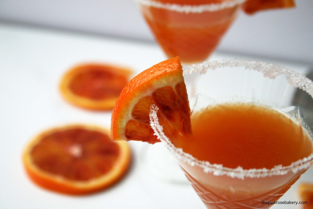 blood orange sidecar 2 | the pink rose bakery