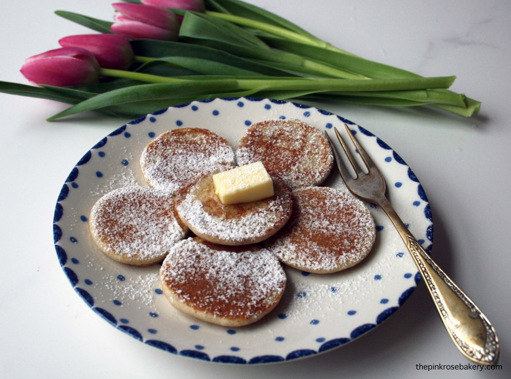 pofferjes 2 {gluten free} | the pink rose bakery
