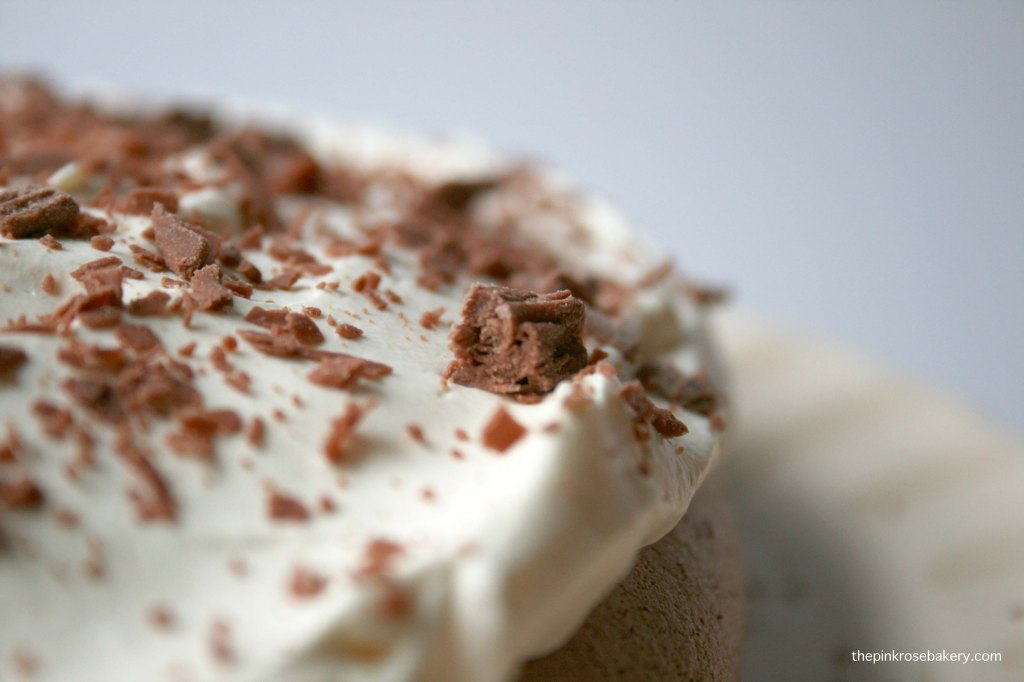 Chocolate Pavlova 2 | The Pink Rose Bakery