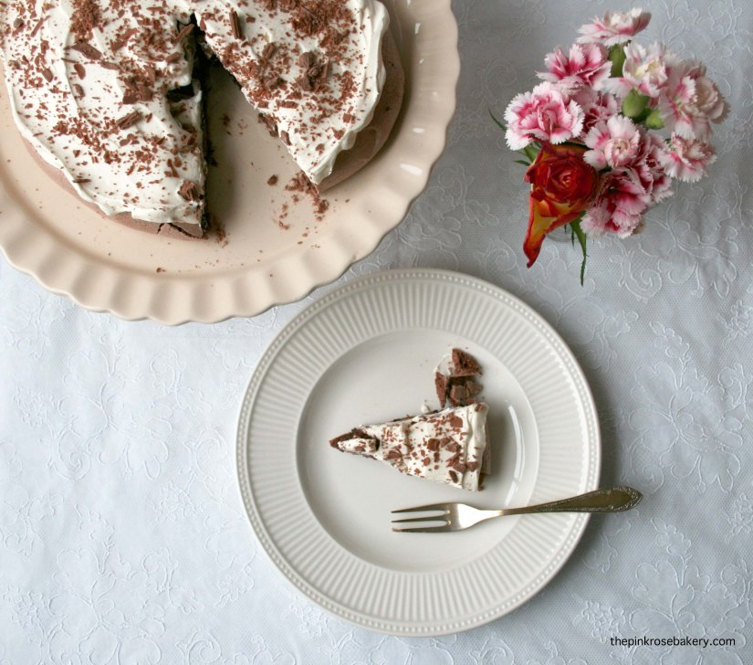 Chocolate Pavlova 5 | The Pink Rose Bakery