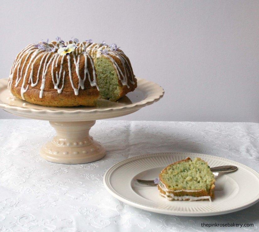 Courgette Cake Sugar Free