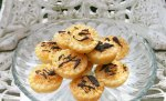 Mini Coconut & Lime Tarts - little bites of summer, gluten free | The Pink Rose Bakery
