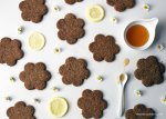 Lemon Flaxmeal Biscuits {gluten-free} | The Pink Rose Bakery