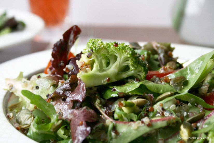 Super Salad | The Pink Rose Bakery