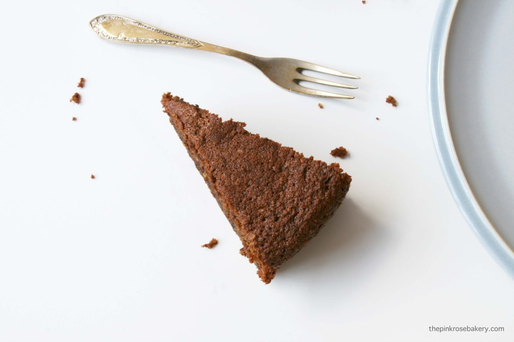 Hazelnut & Chocolate Cake {gluten-free, grain-free} | The Pink Rose Bakery