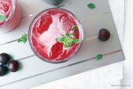 Cherry Vanilla Soda | The Pink Rose Bakery