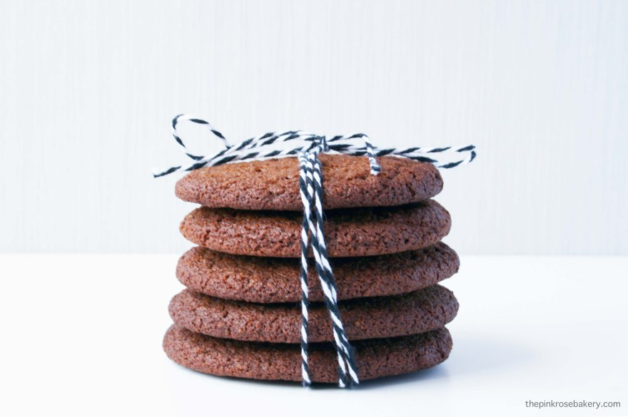 Ginger Nut Biscuits {gluten-free} | The Pink Rose Bakery