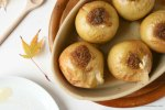 Seasonally Stuffed Baked Apples {gluten free} | The Pink Rose Bakery
