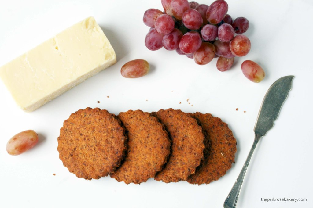 Tomato, Smoked Paprika & Oregano Biscuits {gluten free} | The Pink Rose Bakery