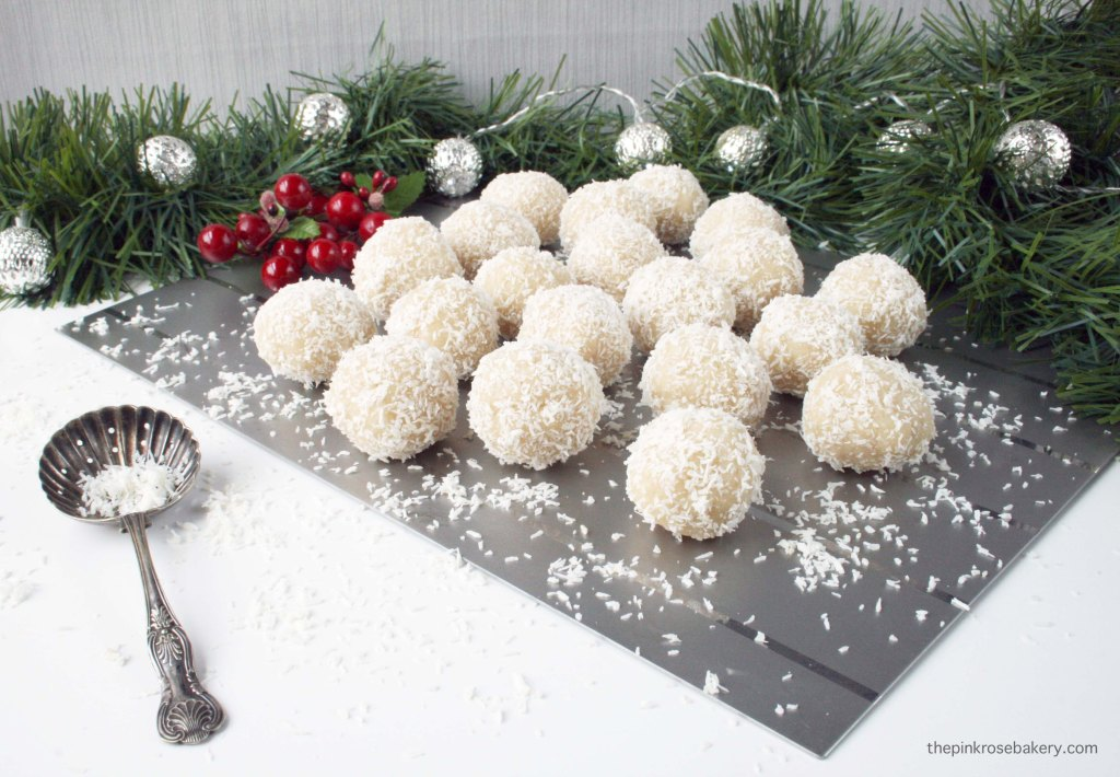 Almond & Coconut Snowballs 3