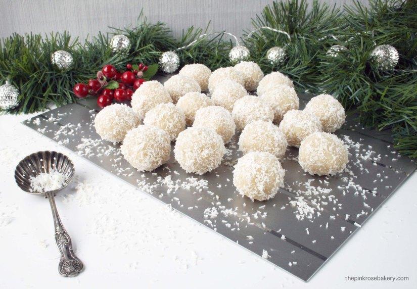 Almond & Coconut Snowballs 3