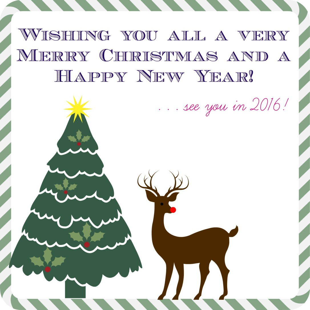 Christmas Message 2015