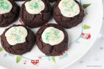Spiced Chocolate Cookies {gluten free} |The Pink Rose Bakery