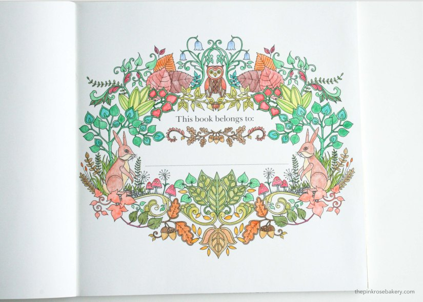 Craft Corner: Colouring for Grown-Ups | The Pink Rose Bakery