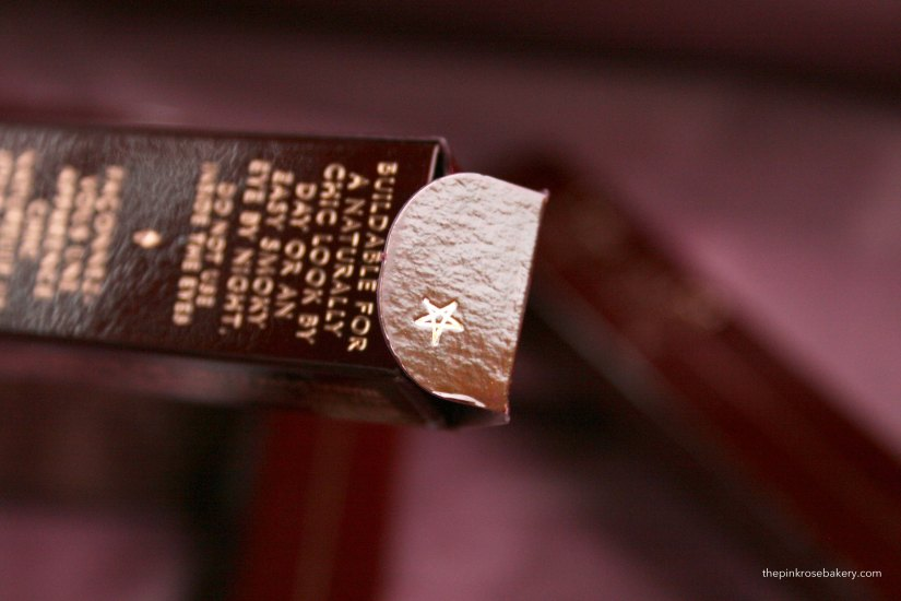 Charlotte Tilbury Packaging | The Pink Rose Bakery