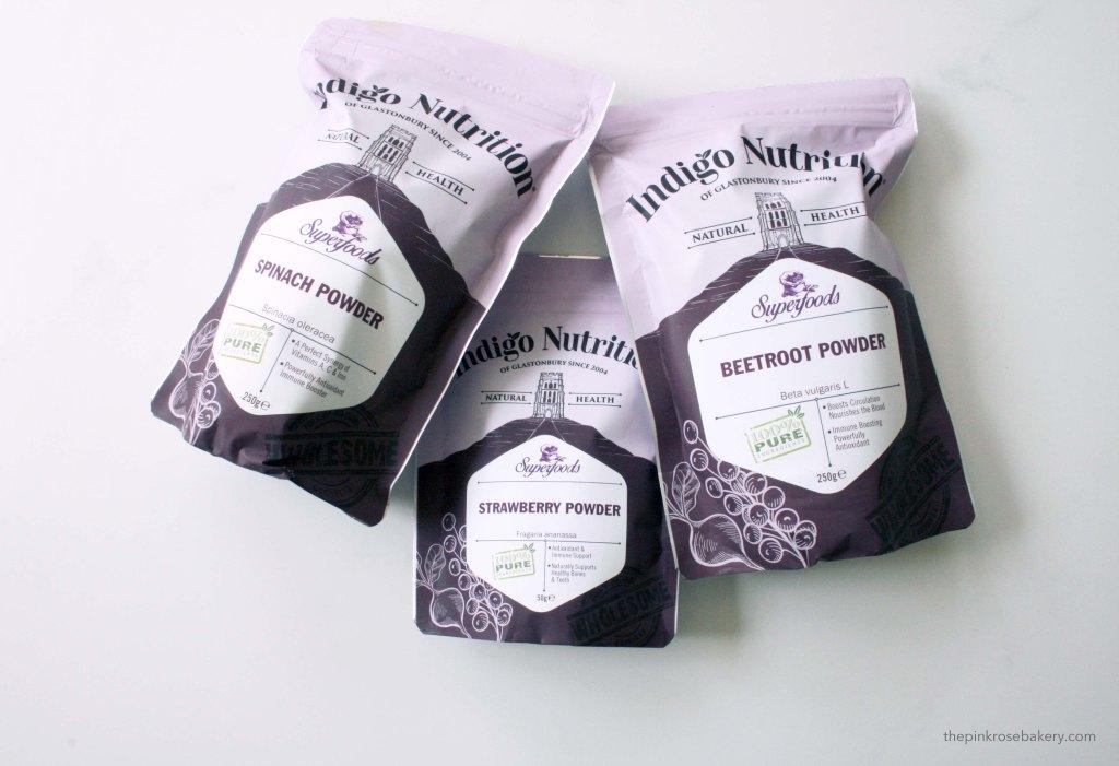 Indigo Herbs fruit & veg powders